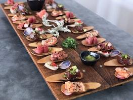 Island Discovery: Seafood Tasting Platter & 2 Hour Tuna Swim