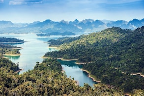 One Day Tour Khao Sok Jungle Safari from Krabi