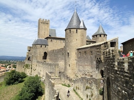 Excursion Carcassonne Mediaeval City and Comtal Castle