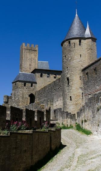 Show item 2 of 3. Excursion Carcassonne Medieval City and Comtal Castle