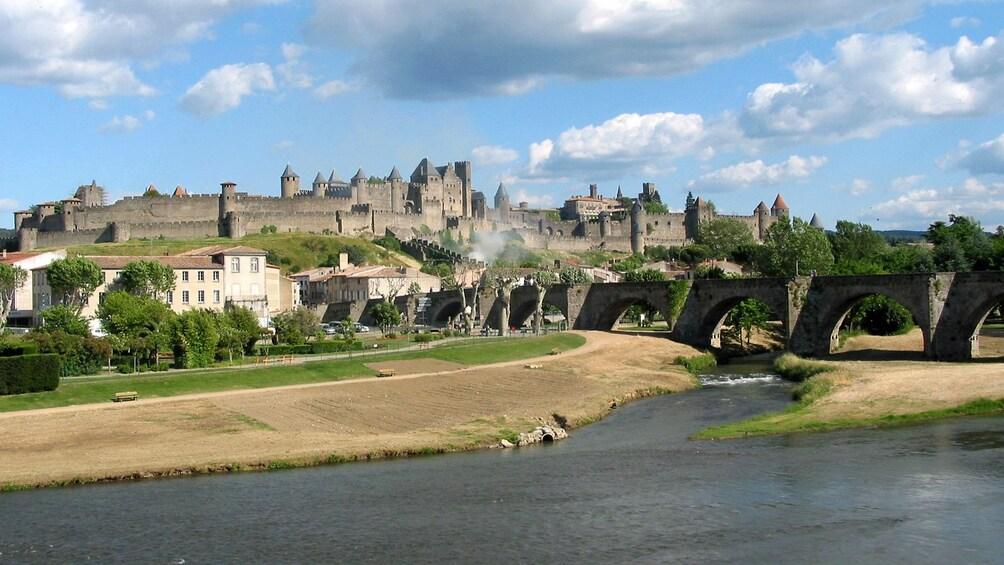 Show item 3 of 3. Excursion Carcassonne Medieval City and Comtal Castle