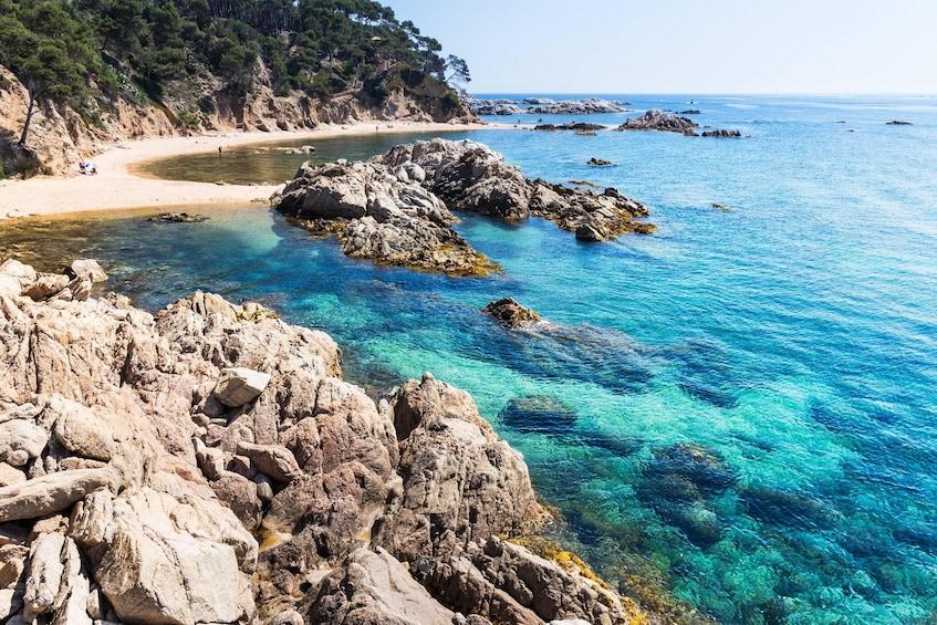 Show item 7 of 7. Private Costa Brava and Tossa Tour with Panoramic Boat Ride
