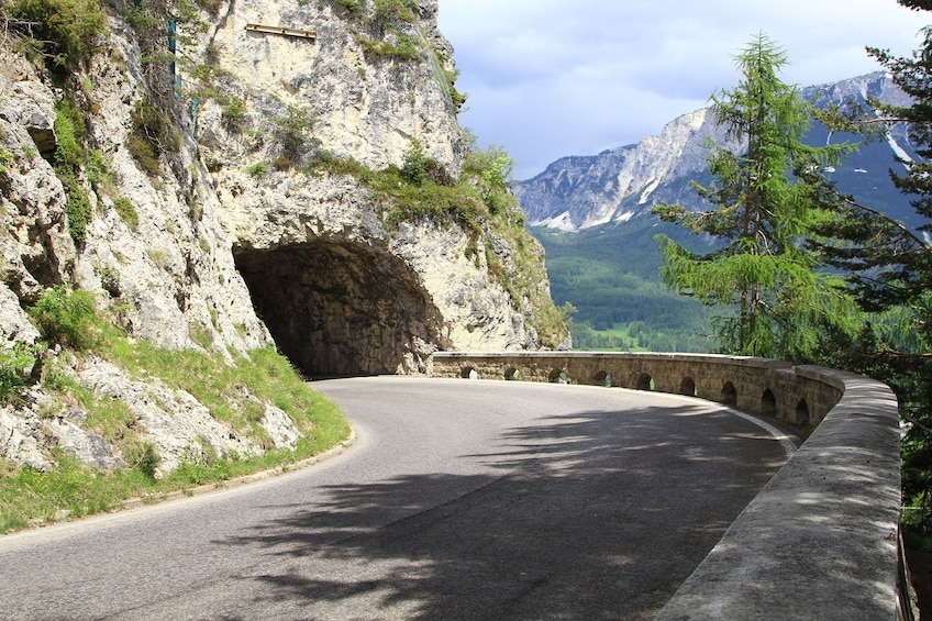 Show item 4 of 7. The Great Dolomites Road