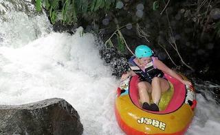 Canyon Tubing Adventure