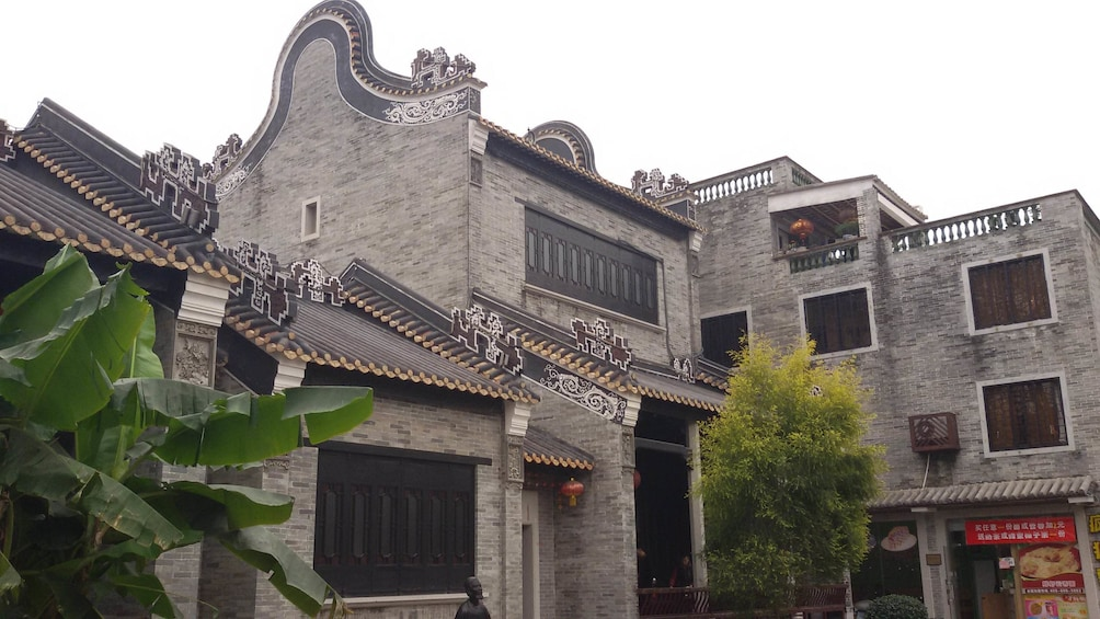 Show item 4 of 6. Guangzhou Shawan Old Town and Baomo Garden Day Tour