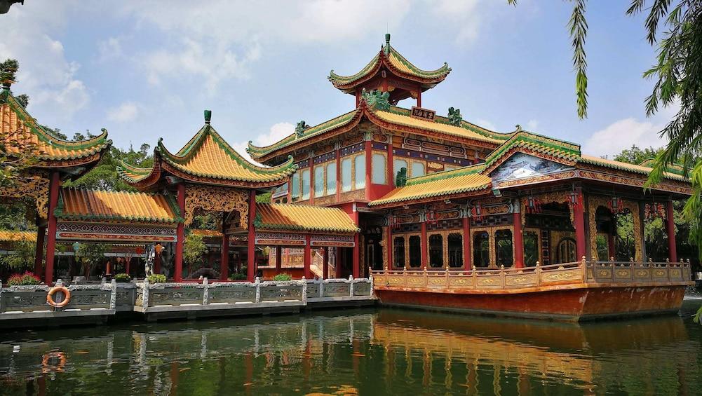 Show item 1 of 6. Guangzhou Shawan Old Town and Baomo Garden Day Tour