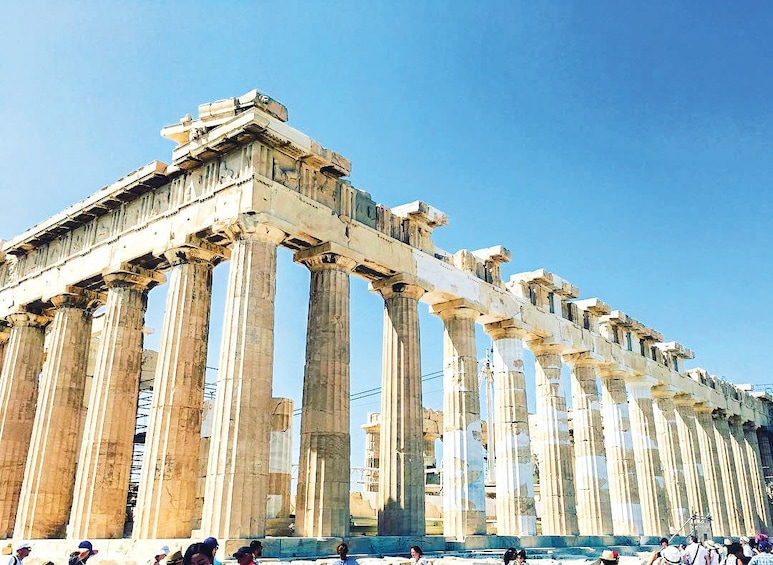 Show item 3 of 3. 4-day Guided Tour in Greece. Athens, Olympia and Delphi.