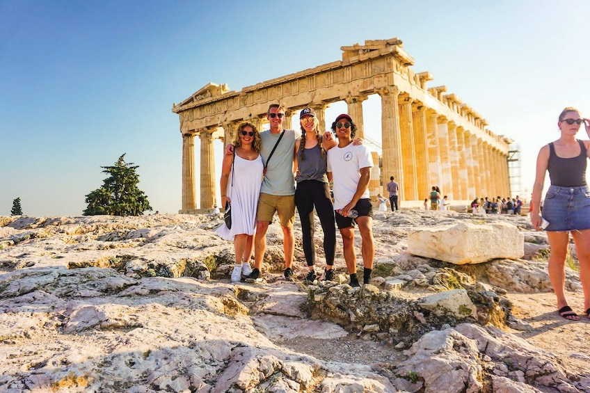 Show item 1 of 3. 4-day Guided Tour in Greece. Athens, Olympia and Delphi.