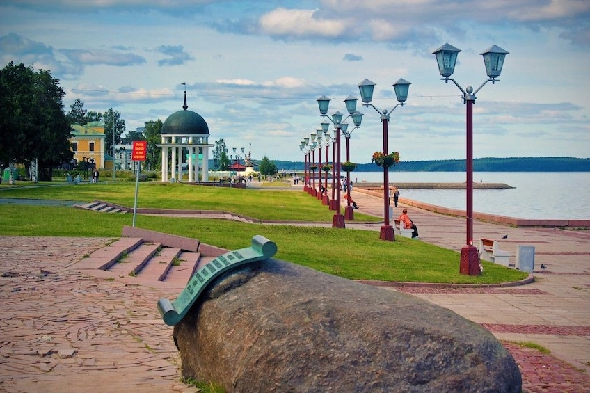 Show item 1 of 10. Discover History and Art of Petrozavodsk on Private Tour
