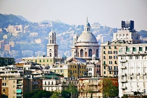 Shore Excursion: Historical Genoa