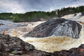 "Private Tour ""Ancient volcanoes of Karelia"""