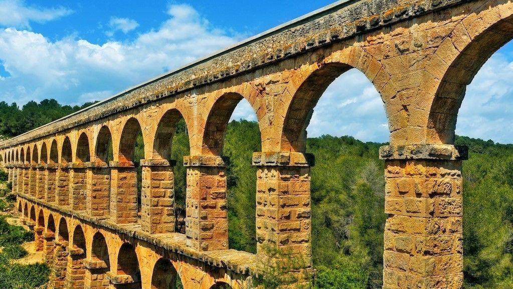 Private Half Day Tarragona Tour from Barcelona