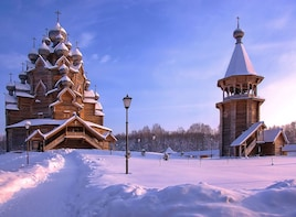 Visit UNESCO Site - Kizhi Island (Off season Private tour)
