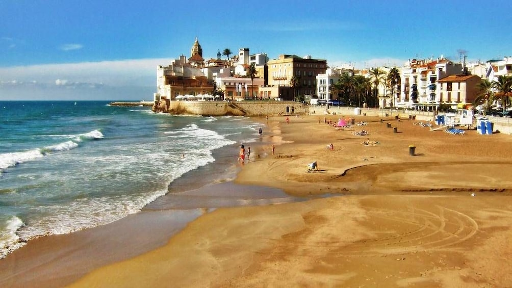 Show item 1 of 10. Tarragona and Sitges Full-Day Tour with Small Group
