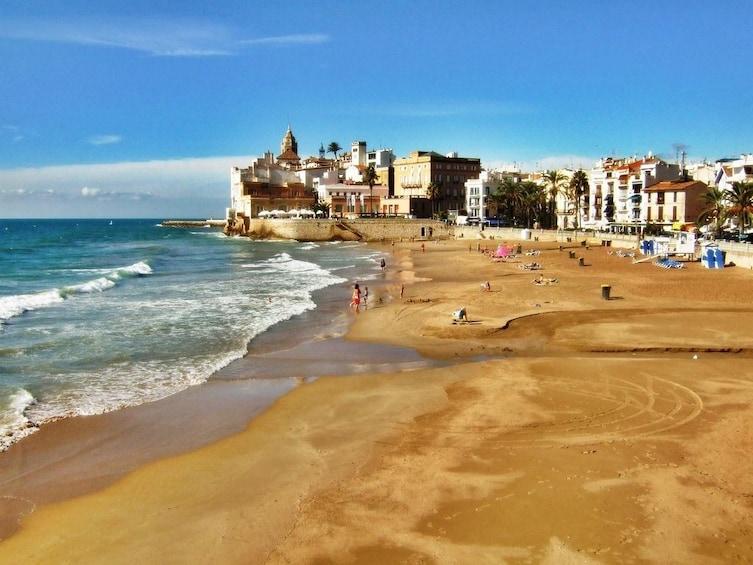 Show item 5 of 10. Tarragona and Sitges Mediterranean Village Private Tour