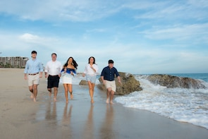 Beach Photo session in Los Cabos