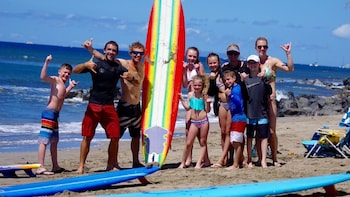 Exclusive Surf Lesson's by local professionals