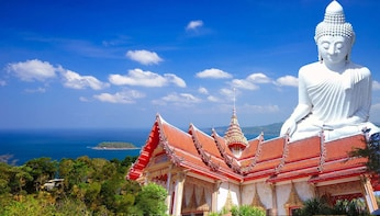 Private Tour: Amazing Phuket Island Tour with Big Buddha