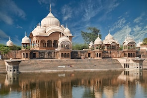 Trip to Mathura and Vrindavan from Agra
