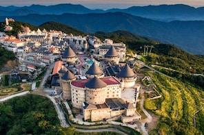 Marble Mountain - Golden Bridge - Ba Na Hills Full Day Tour