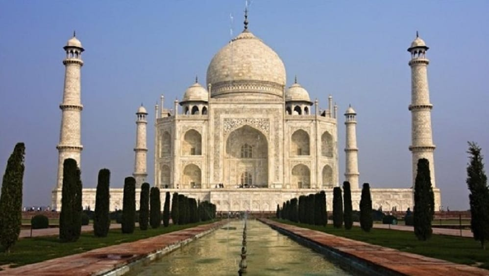 Show item 1 of 1. Day tour to Taj Mahal from New Delhi by Private Car