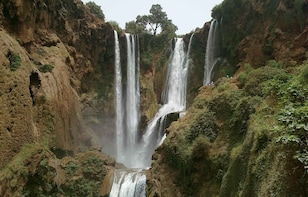Ouzoud Waterfalls Shared Full-Day Trip with Boat Ride