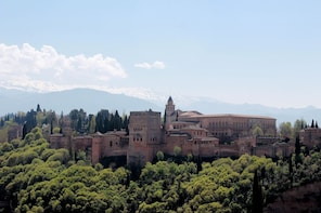Alhambra & Generalife Group Tour: Skip The Line