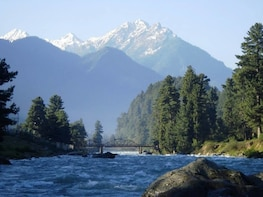 Pahalgam day tour from Srinagar (Pick-up from Hotel)
