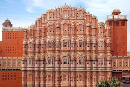 Jaipur 2 days city tour from Delhi (Pickup from Hotel)