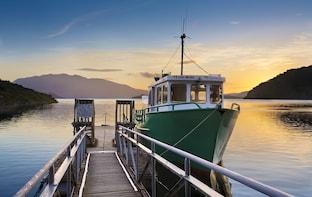 Auckland to Wellington via Rotorua & Taupo 7Day Private Tour