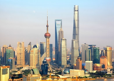 Shanghai Tower Tickets