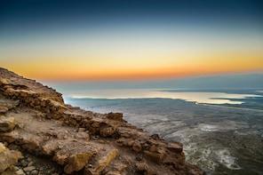 Masada Sunrise, Ein Gedi & Dead Sea Tour from Jerusalem