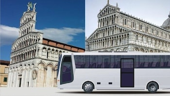 La Spezia to Pisa & Lucca Low Cost Return