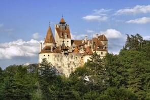 Two Castle's in one day, Dracula's & Peles Castle