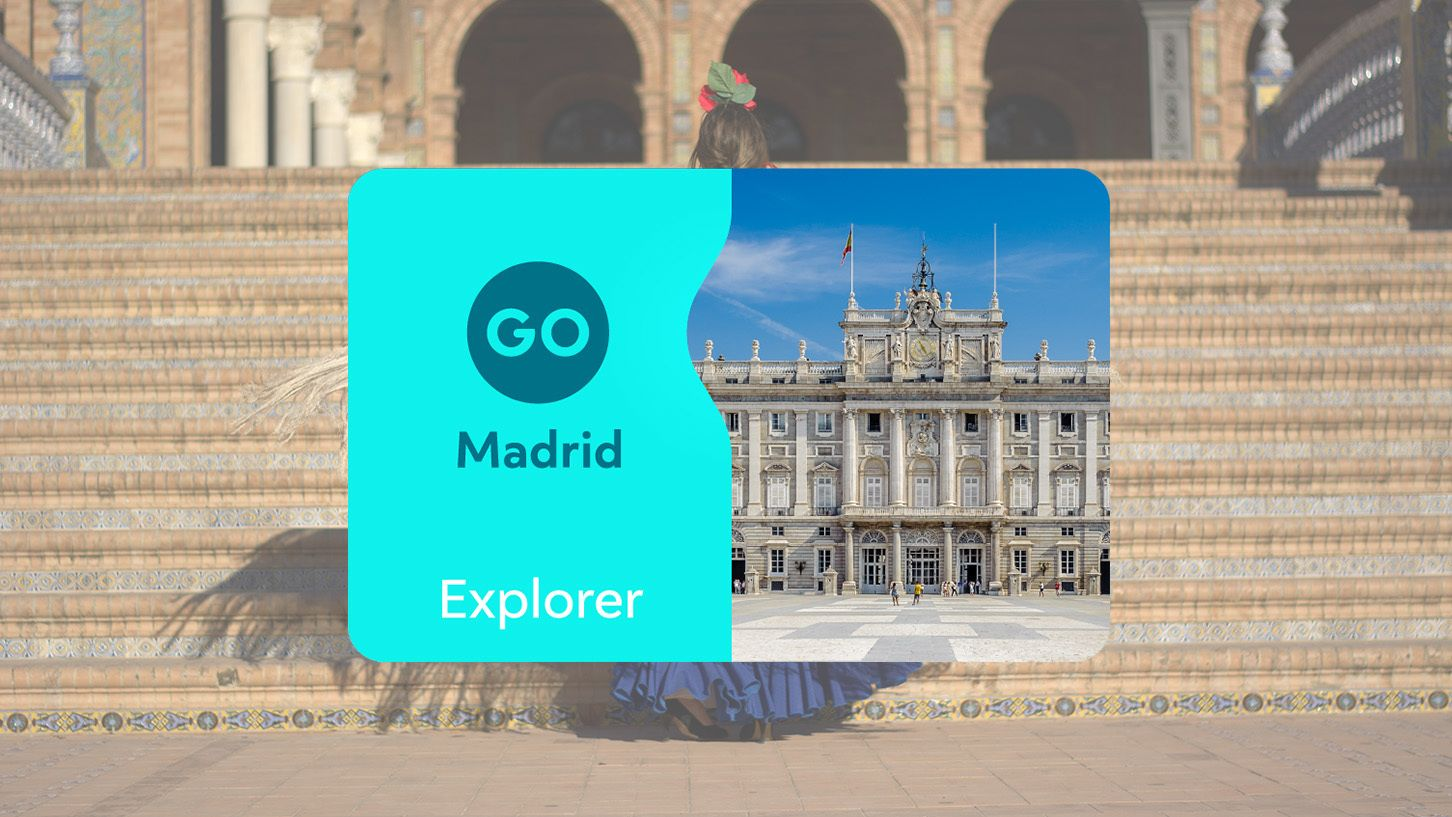 Go Madrid Explorer Pass: Choose 3, 4, 5 or 7 Attractions