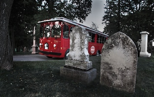 Ghost and Mystery Trolley Tour of Kingston