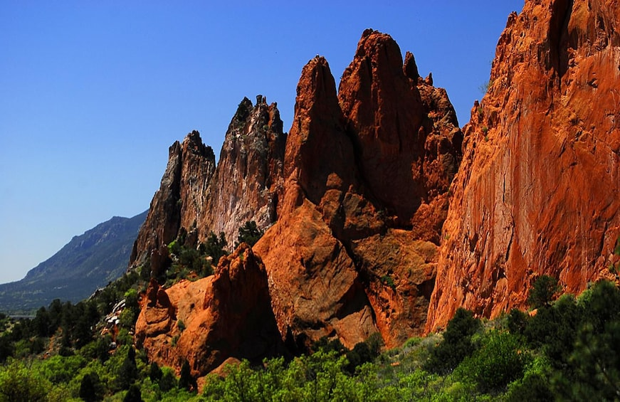 Show item 1 of 8. Pikes Peak and Garden of the Gods Tour