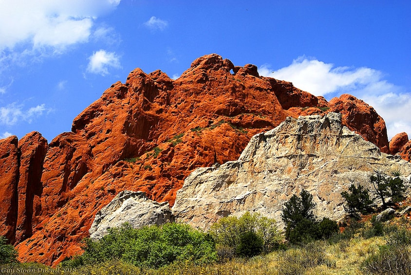 Show item 3 of 8. Pikes Peak and Garden of the Gods Tour