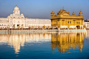 Amritsar Customisable Full Day Tour in a Private Car