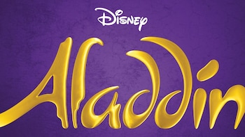 Disneys ALADDIN in Stuttgart – Ticket