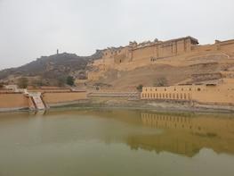 Jaipur: Half Day tour of Amer Fort & Nahargarh Fort