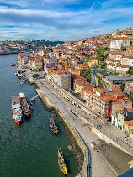 Show item 2 of 10. Porto's Food & Wine Small Group Walking Tour with Sommelier