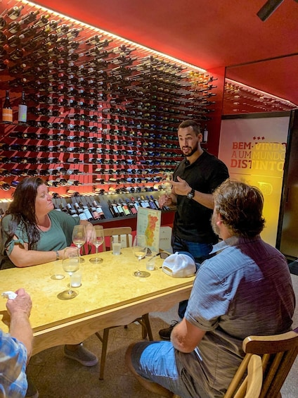 Show item 3 of 10. Porto's Food & Wine Small Group Walking Tour with Sommelier