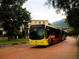 Private Bogota Layover Tour - from 3 to 4 hours.