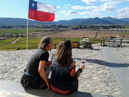 Full day to Casablanca valley, includes 4 vineyards