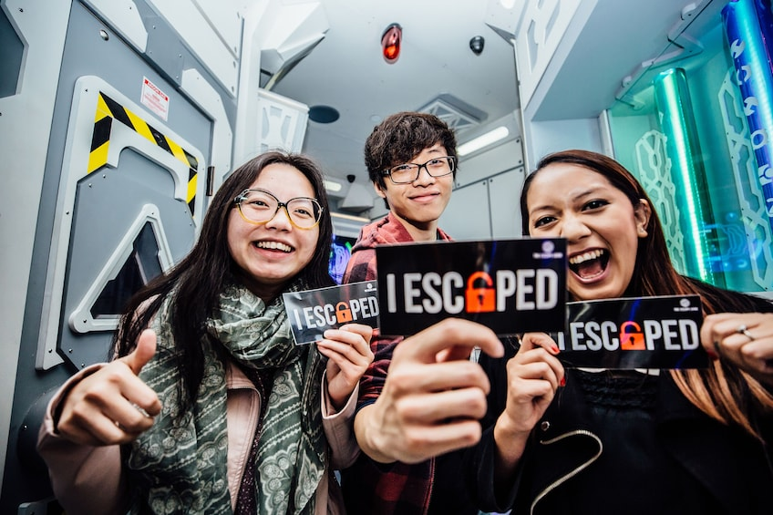 Show item 3 of 3. Mission: Mars Escape Room
