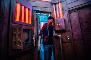 Mission: Mars Escape Room