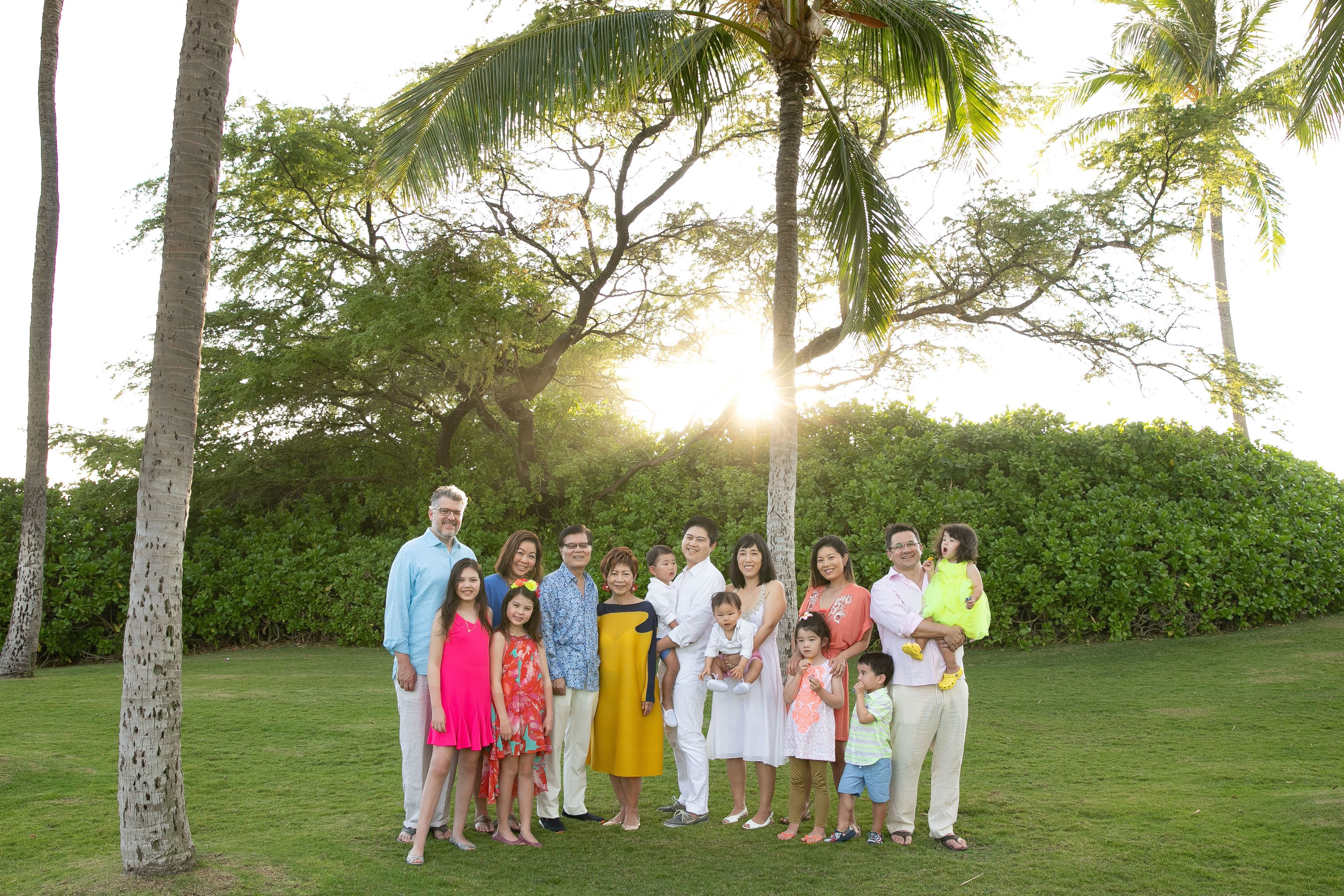 One Hour Family Vacation Photography