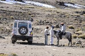 Sani Pass Lesotho 4x4