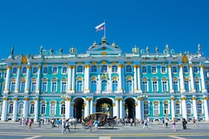 Private tour of Saint Petersburg
